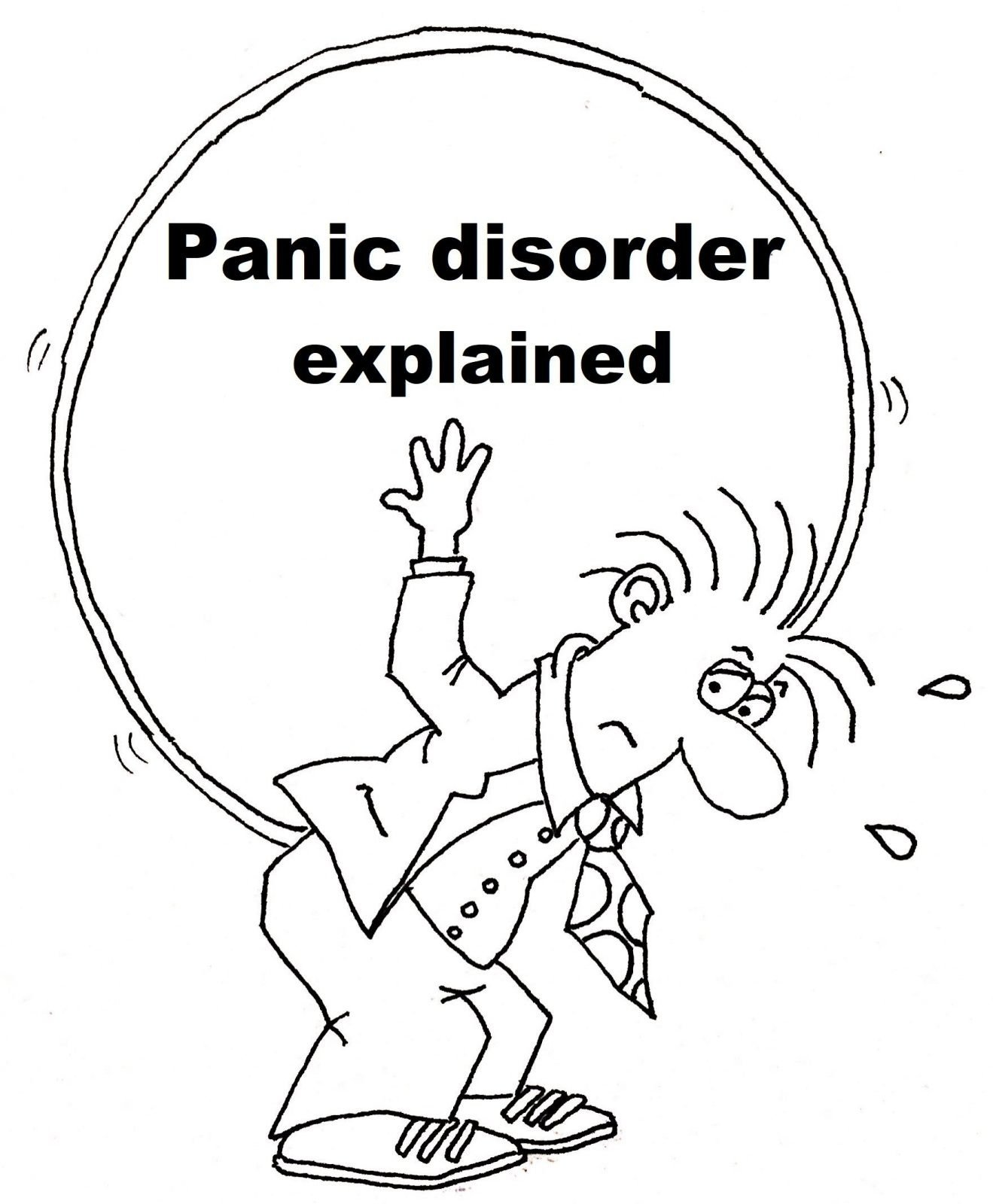 Panic disorder explained