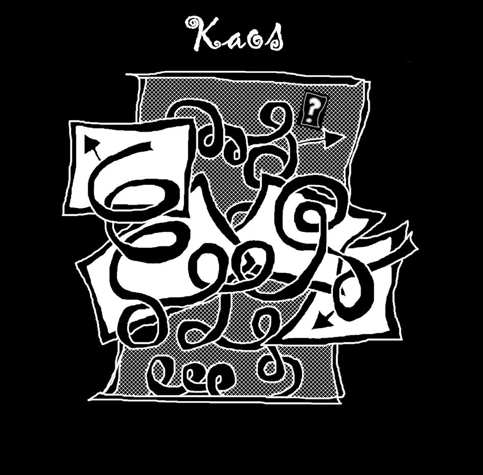 weird art - kaos