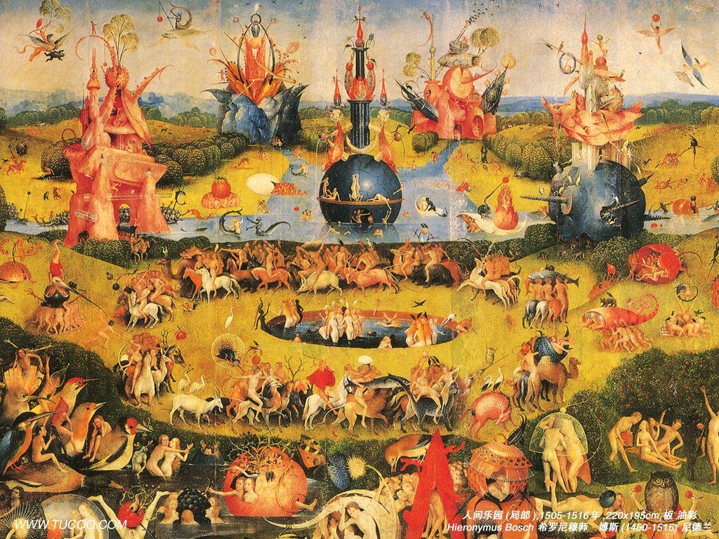 Bosch Garden of Delight