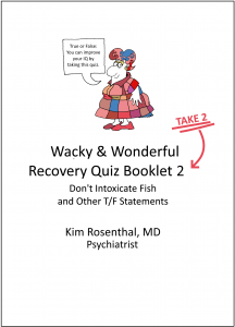cover of WW quiz booklet number 2